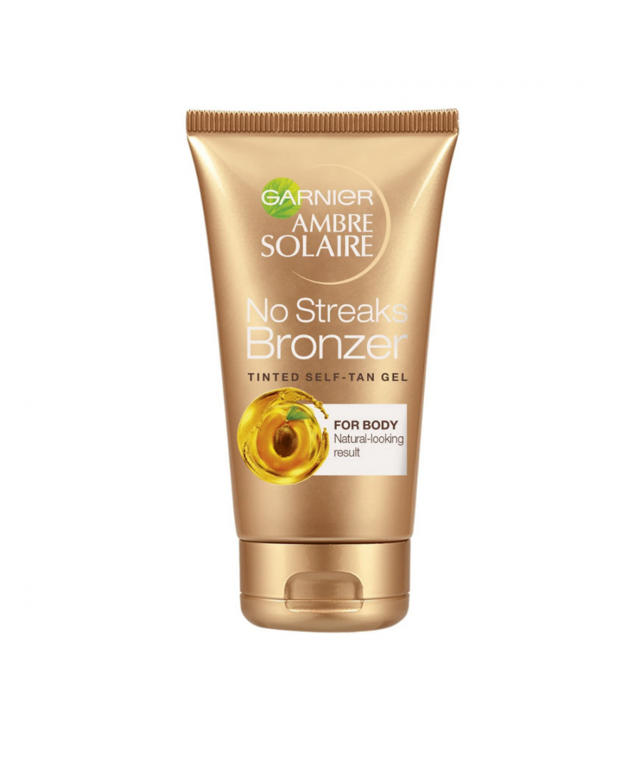 Image for Ambre Solaire No Streaks Bronzer Tinted Self-Tan Gel 150ml