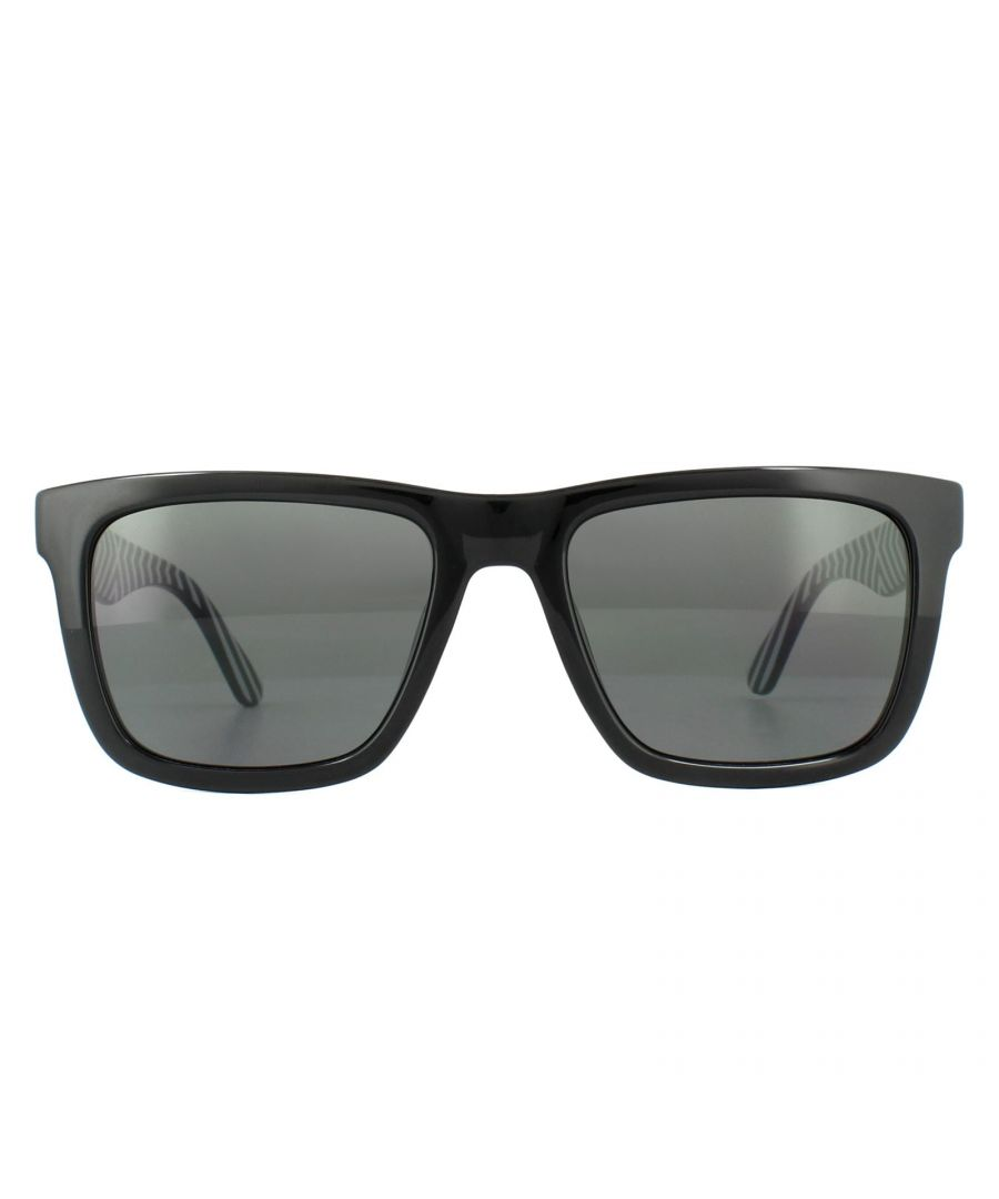 Image for Lacoste Sunglasses L750S 001 Black Grey