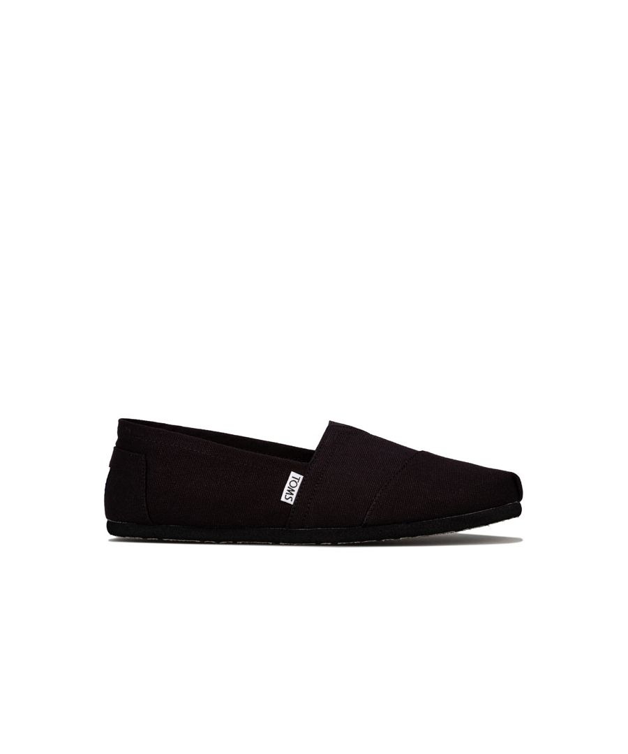 Image for Men's Toms Classics Pumps in Black
