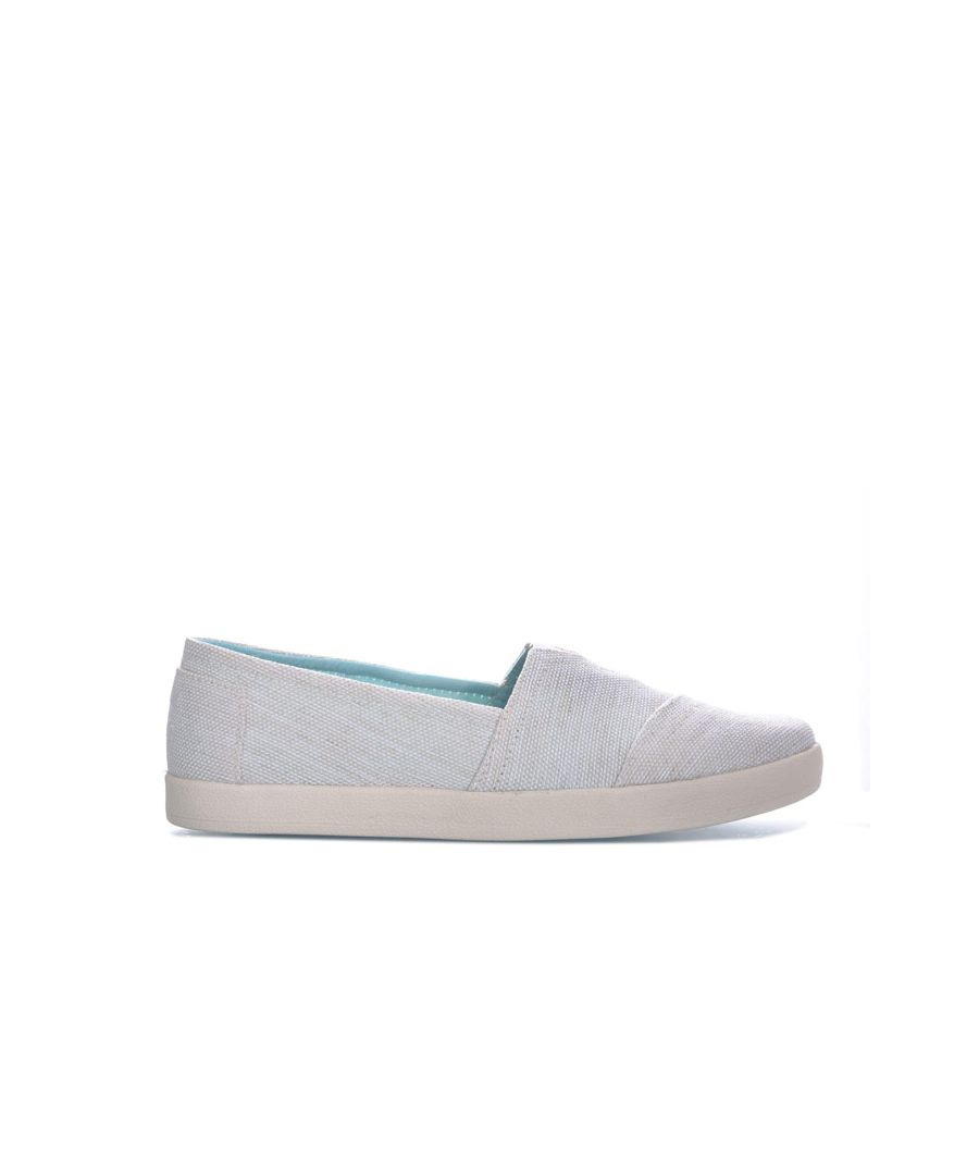 Image for Women's Toms Avalon Slip-On Pumps in Natural