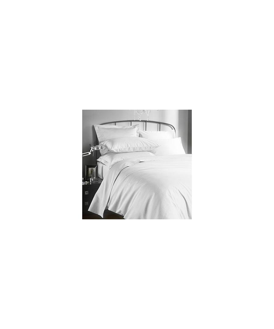 Image for 1000 Thread Count Fitted Sheet - Double - White