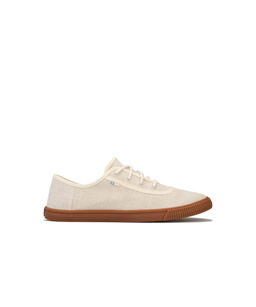 Image for Women's Toms Carmel Heritage Canvas Pumps in Natural
