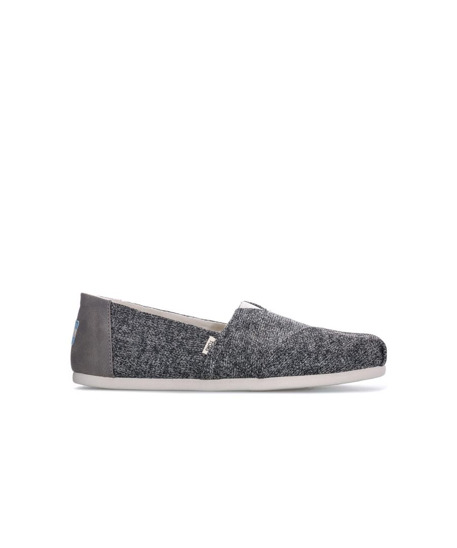 Image for Women's Toms Classics Terry Espadrille Pumps in Grey Marl