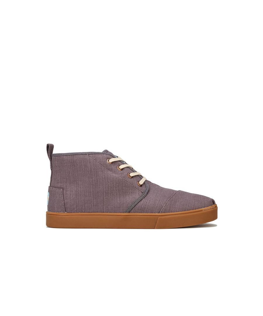 Image for Men's Toms Botas Mid Cut Boots in Grey