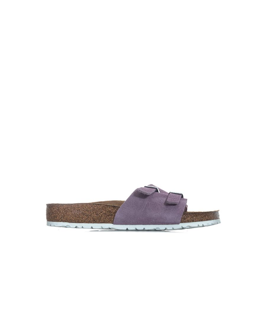 Image for Women's Birkenstock Vaduz Soft Footbed Sandals Regular Width in Lavender