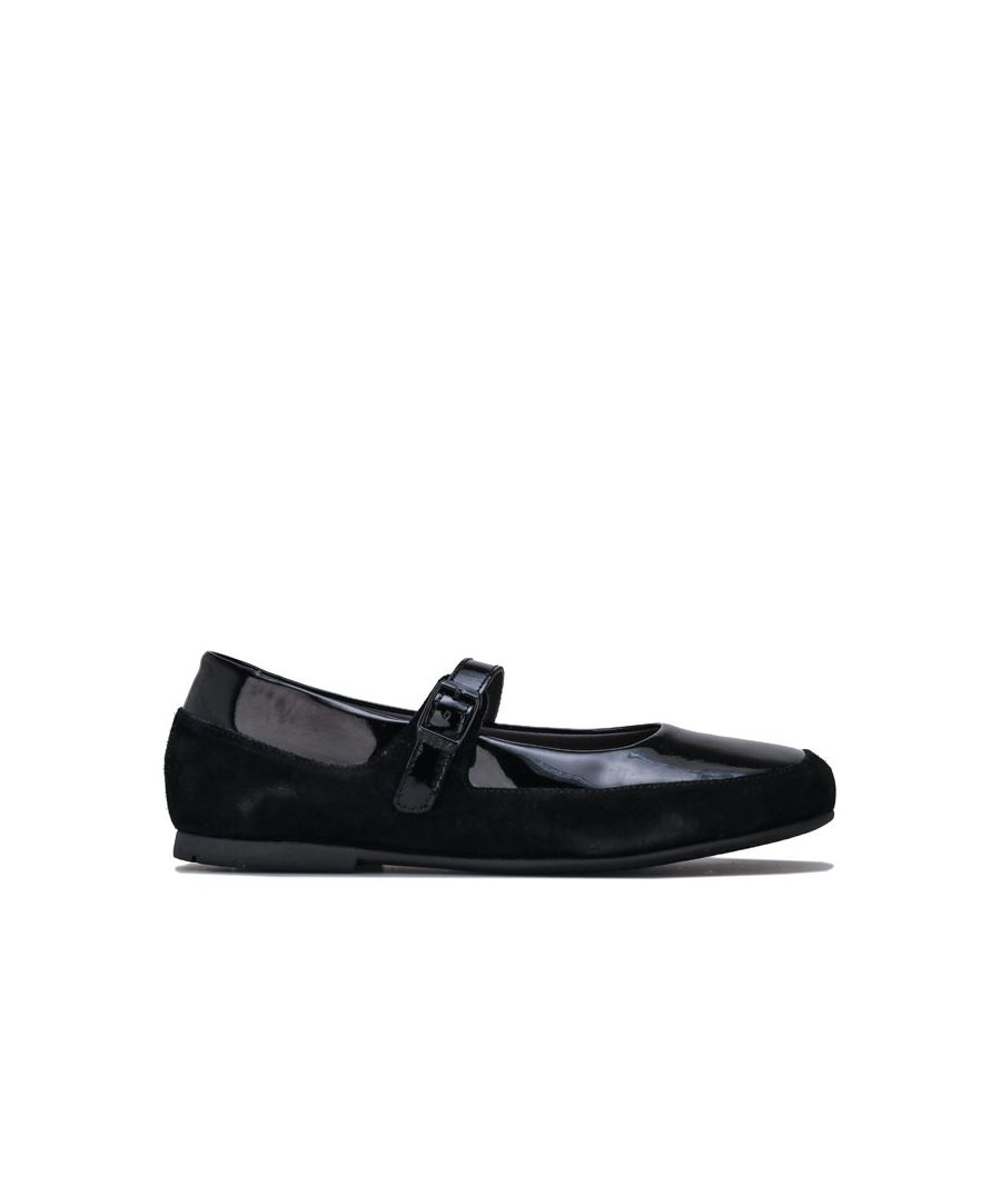 Image for Women's Birkenstock Lismore Leather Shoes Regular in Black