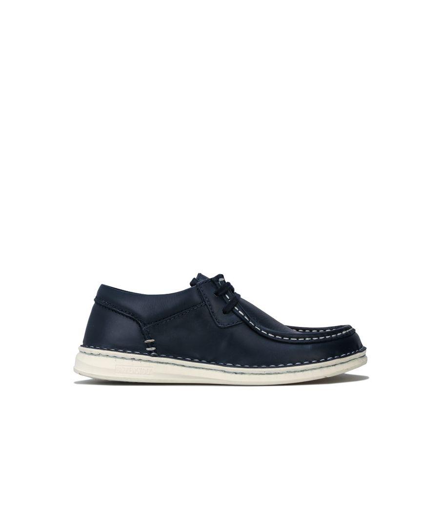 Image for Women's Birkenstock Pasadena Leather Shoes Regular in Navy