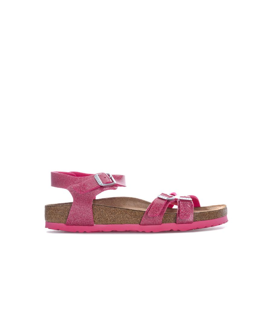 Image for Women's Birkenstock Kumba Soft Footbed Sandals Narrow in Rose