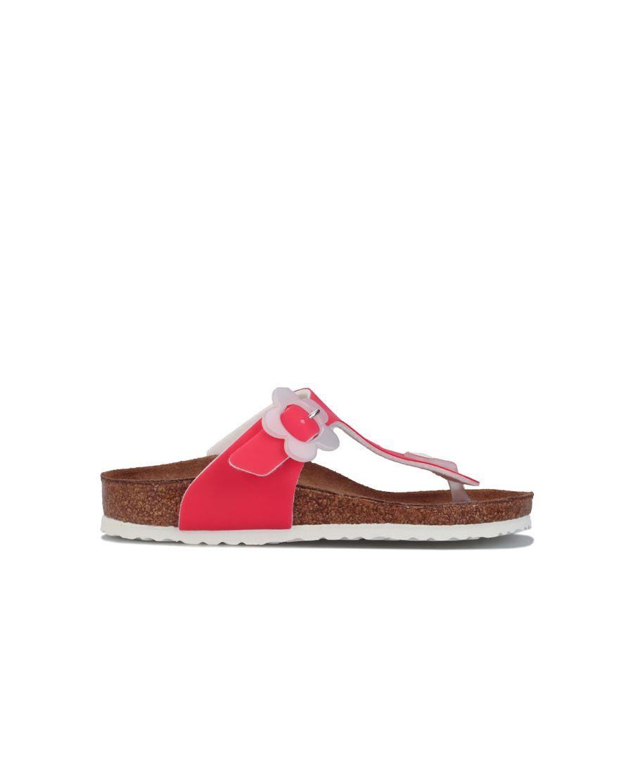 Image for Girl's Birkenstock Children Gizah Sandals in Pink