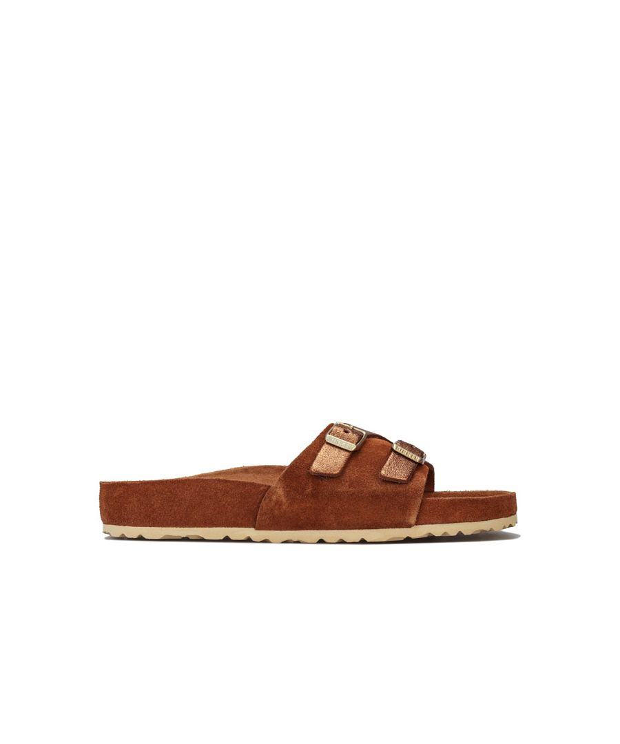 Image for Women's Birkenstock Vaduz Exquisite Sandals in Brown
