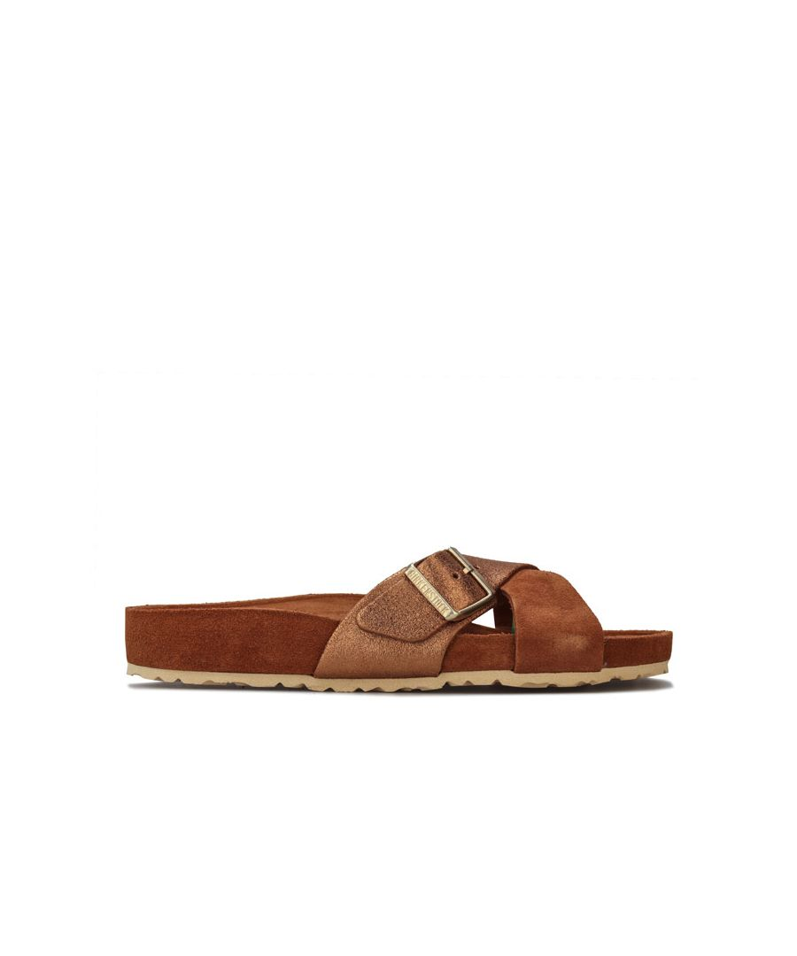 Image for Women's Birkenstock Siena Exquisite Sandals in Brown