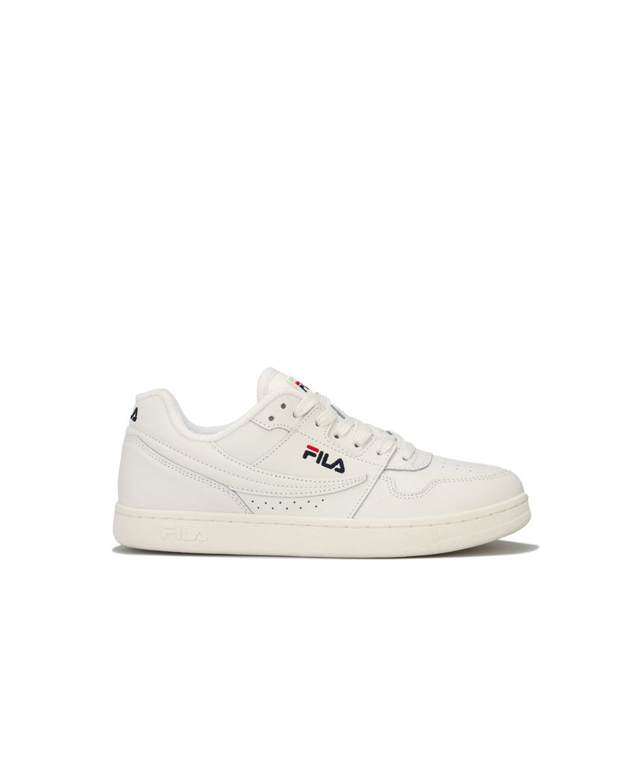 Image for Women's Fila Arcade Low Trainers in White