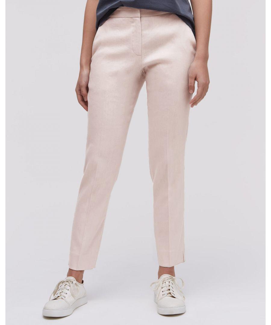 Image for Portofino Linen Trouser