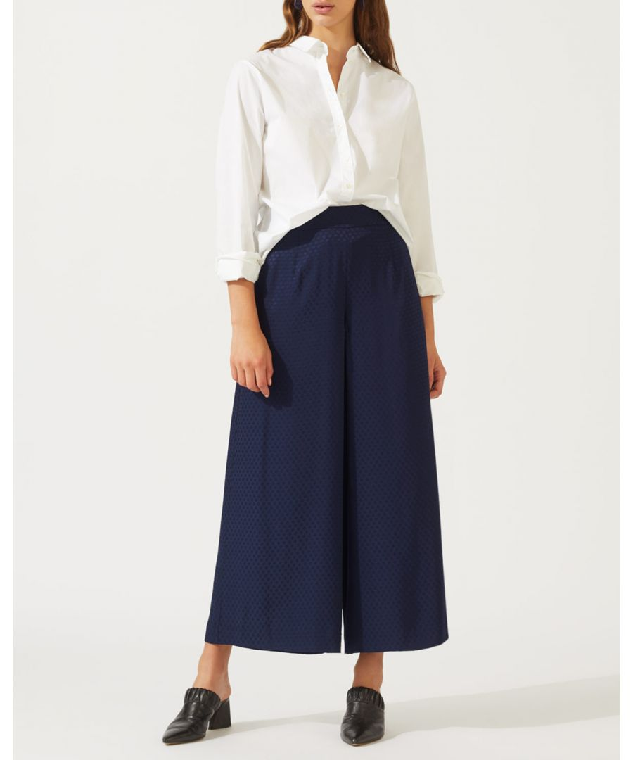 Image for Spot Jacquard Circular Culotte