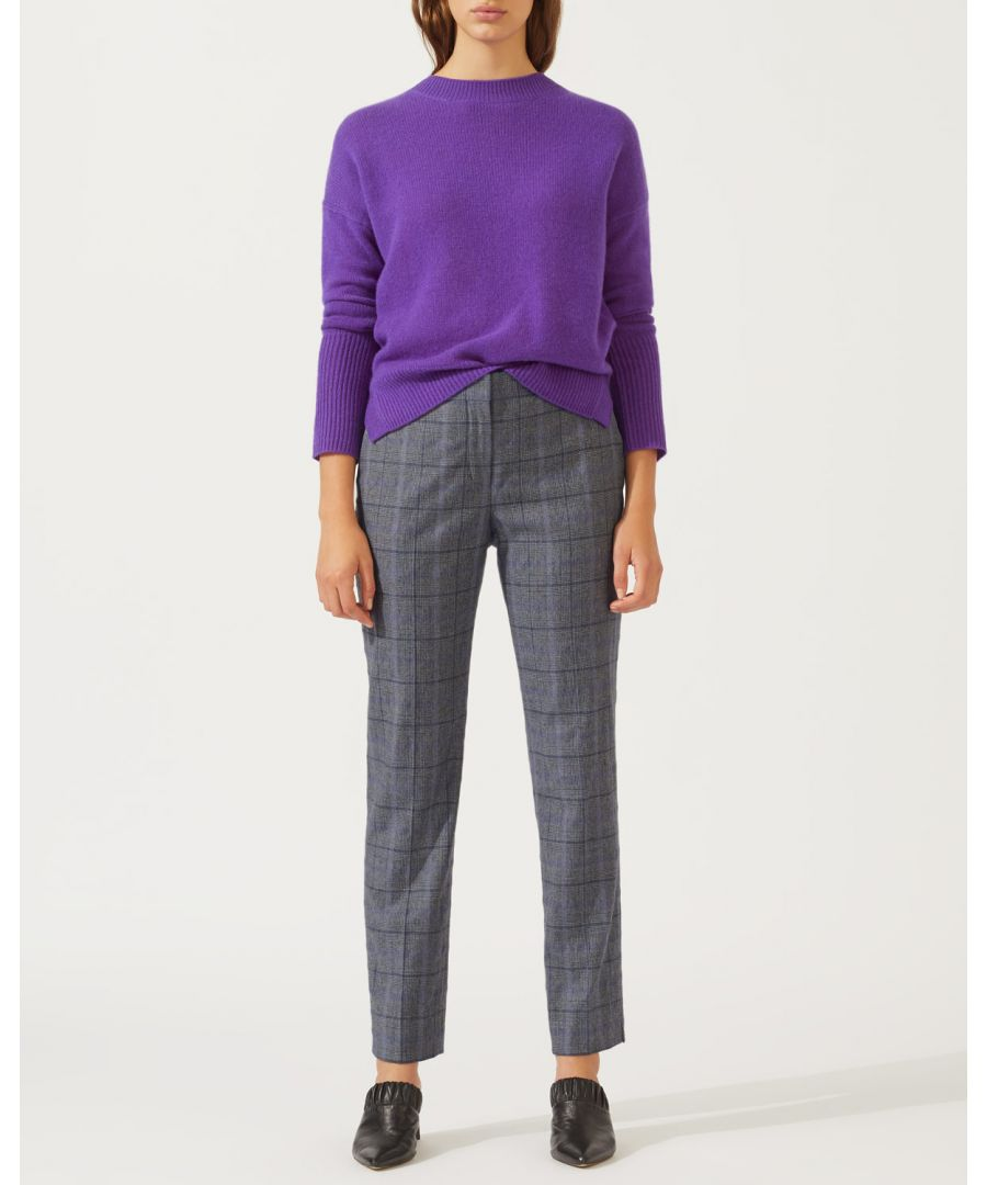 Image for Heather Check London Trouser