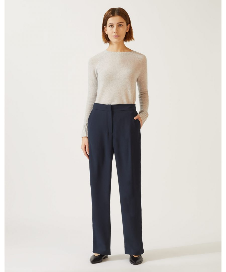 Image for Relaxed Side Tape Trouser