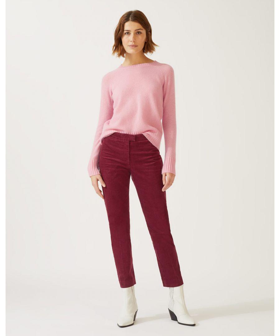 Image for Cord Cigarette Trouser