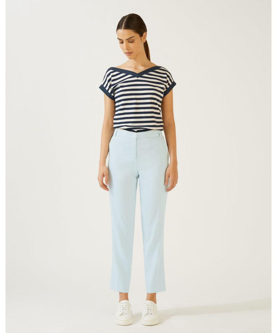 Image for Portofino Linen Trouser