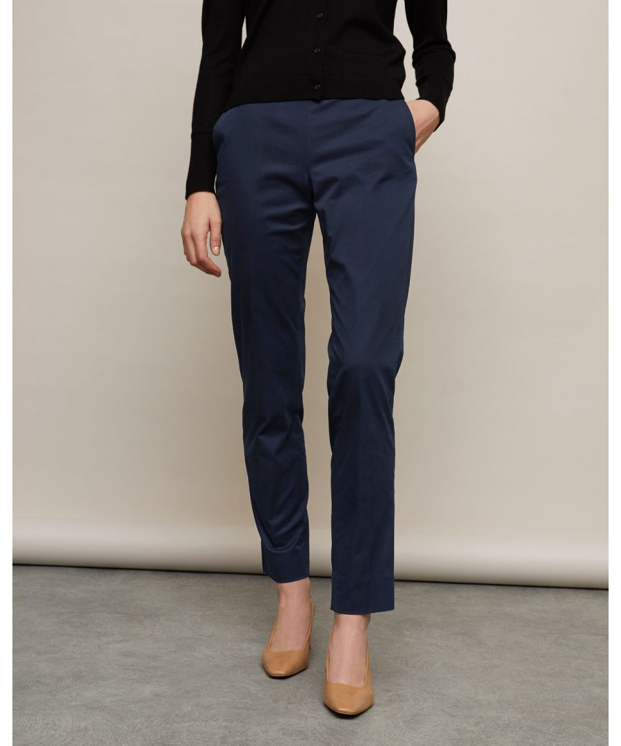 Image for Fine Drill Paris Trouser