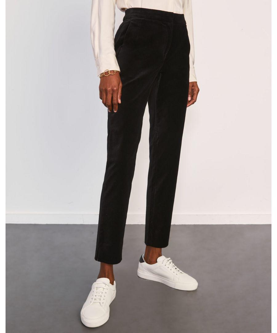 Image for Paris Velvet Trouser