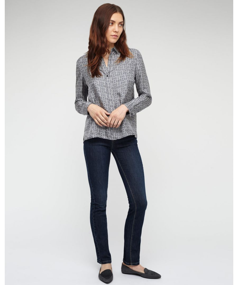 Image for Windsor Indigo Den Straight Jean