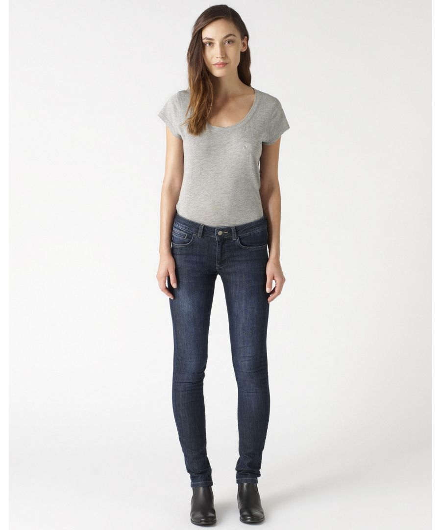 Image for Richmond Indigo Denim Skinny Jean