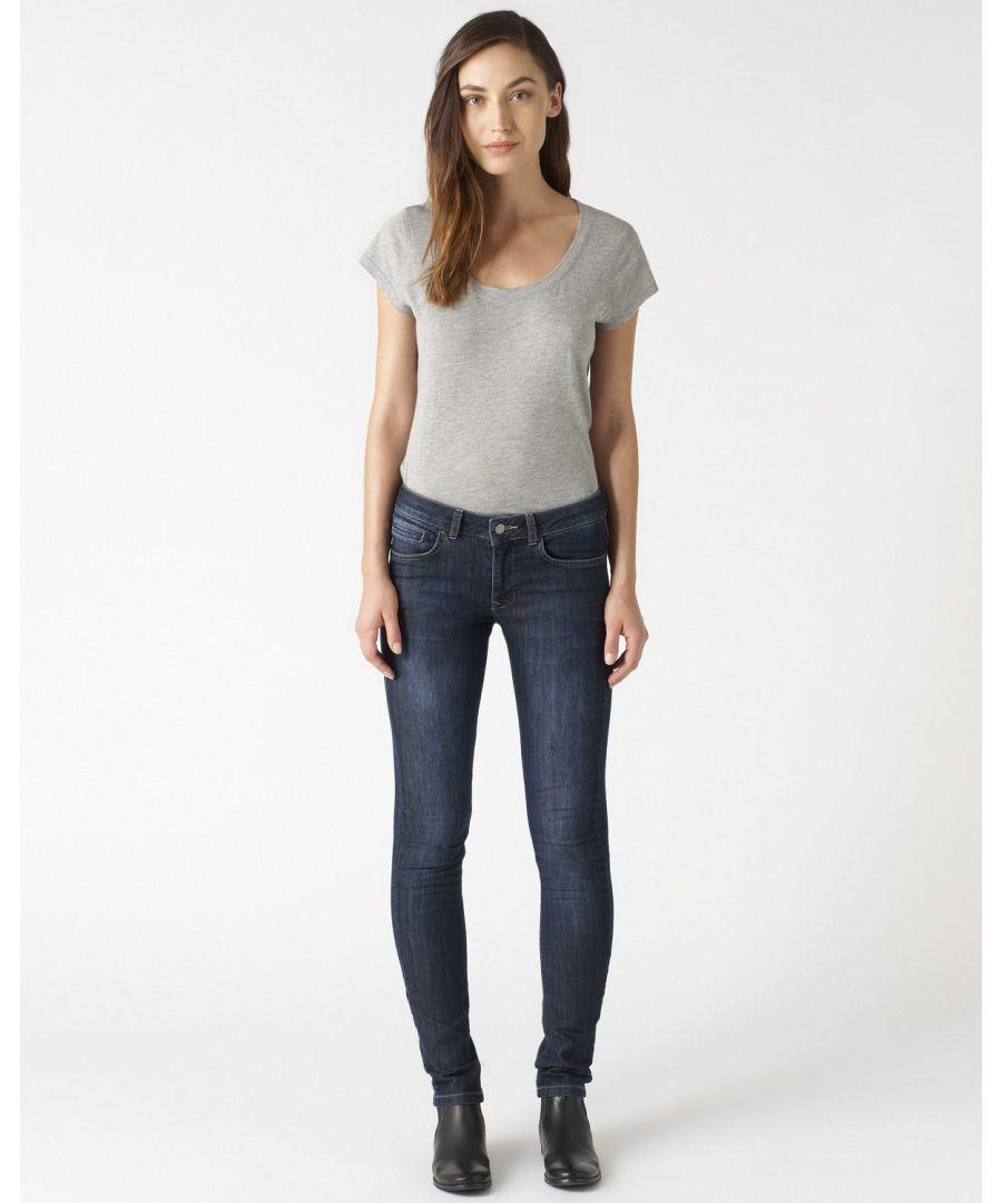 Image for Richmond Indigo Denim Skinny Jean