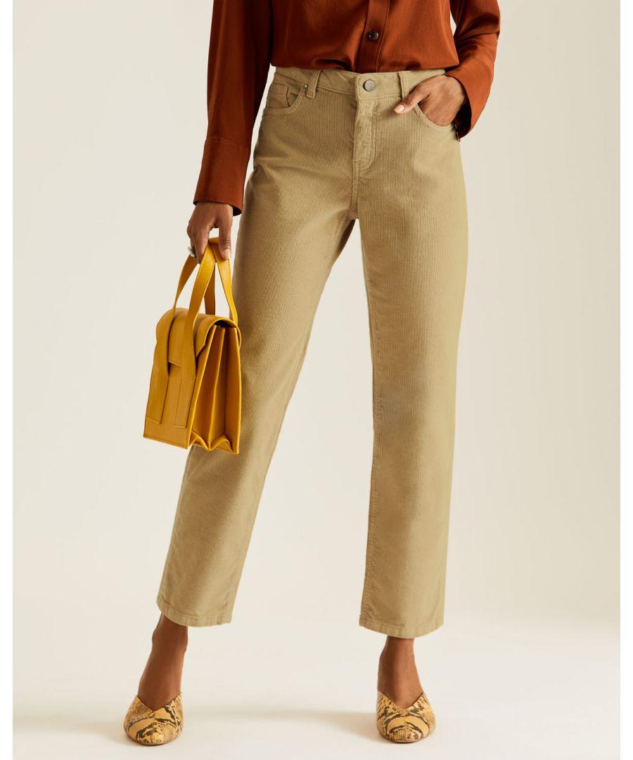 Image for Dalston Straight Leg Cord Jean