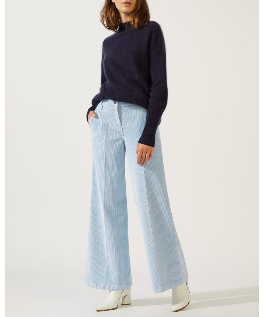 Image for Cord Puddle Duster Jean