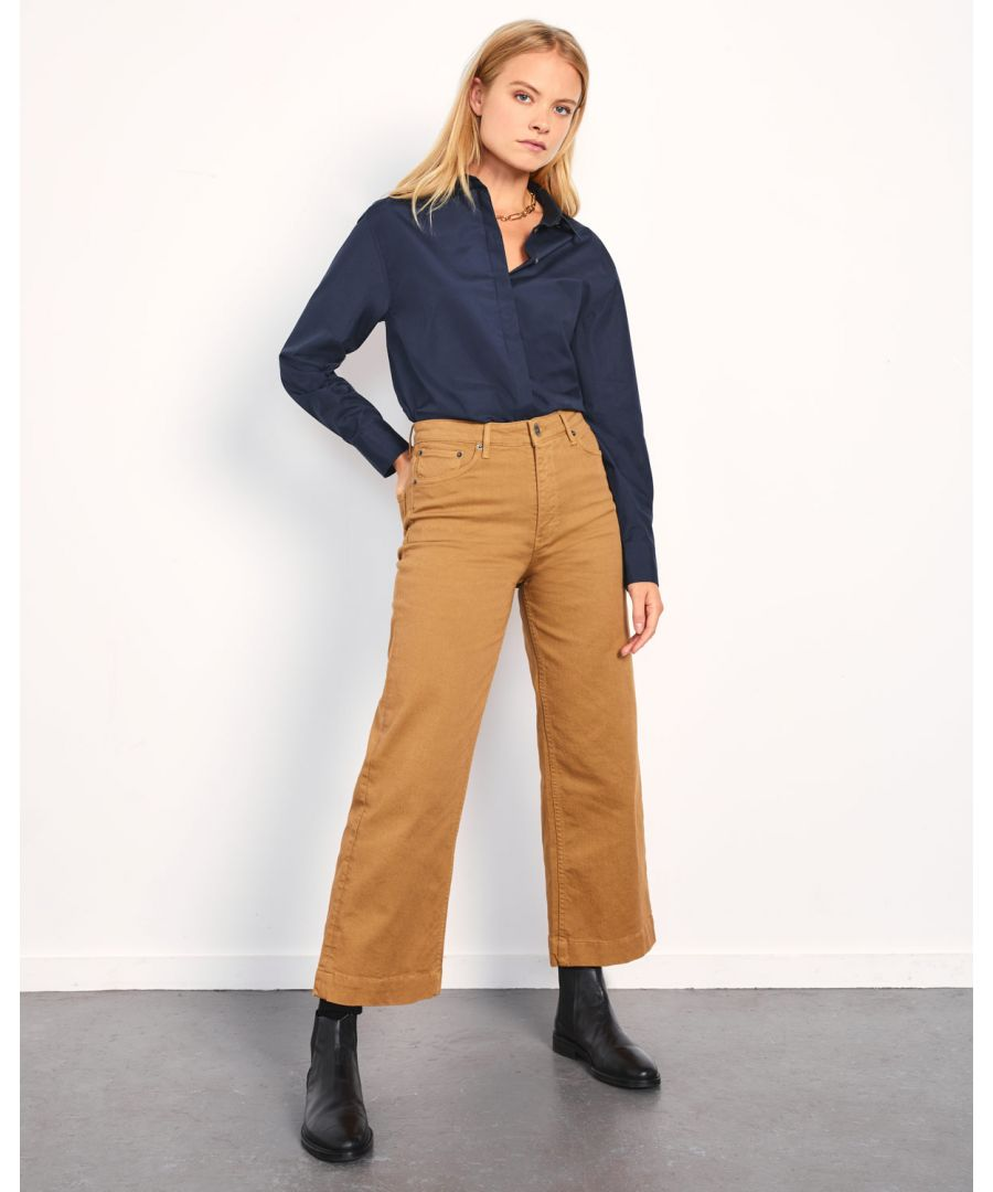 Image for Tyne Wide Leg Jean
