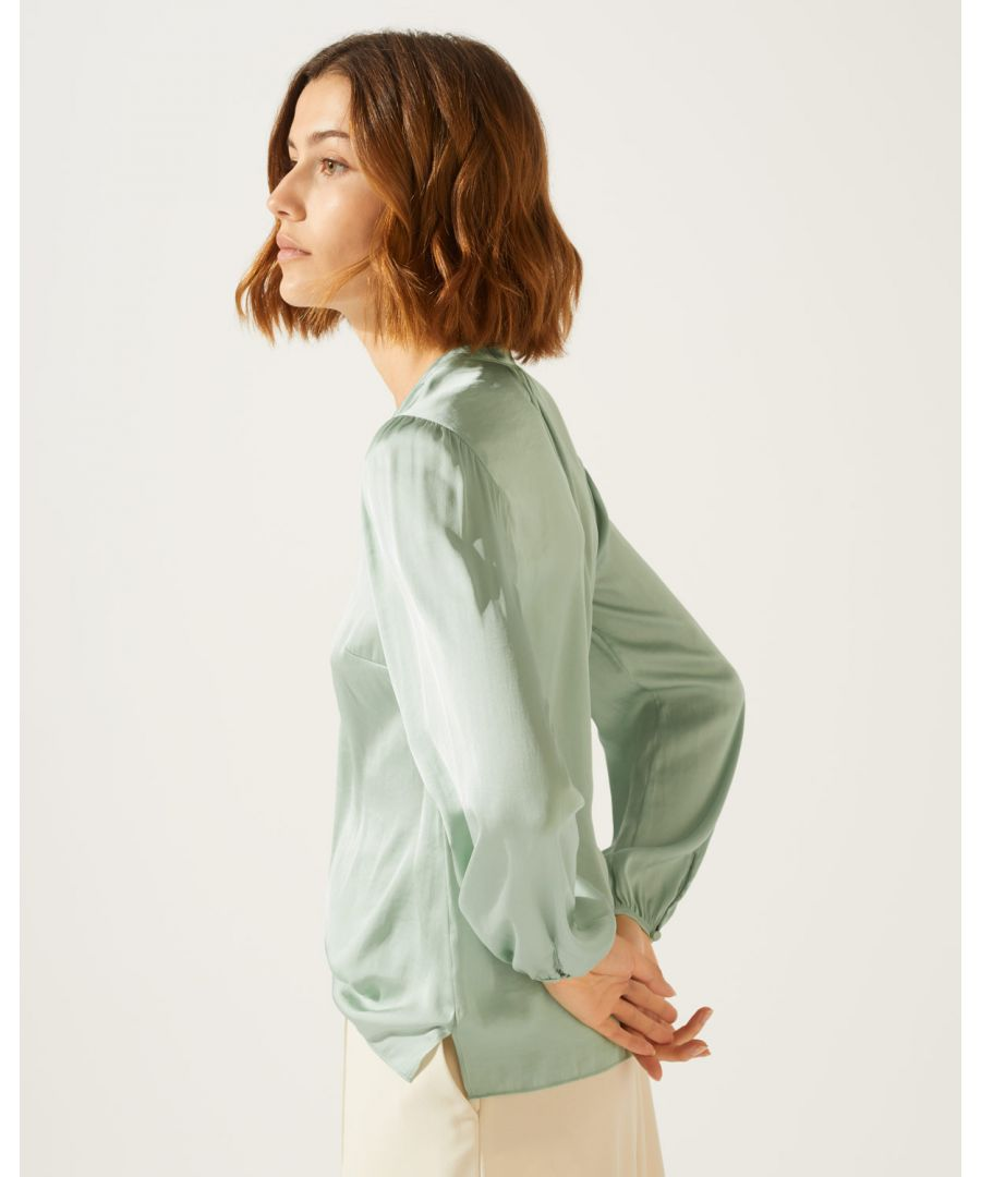 Image for Crocus Drape Top