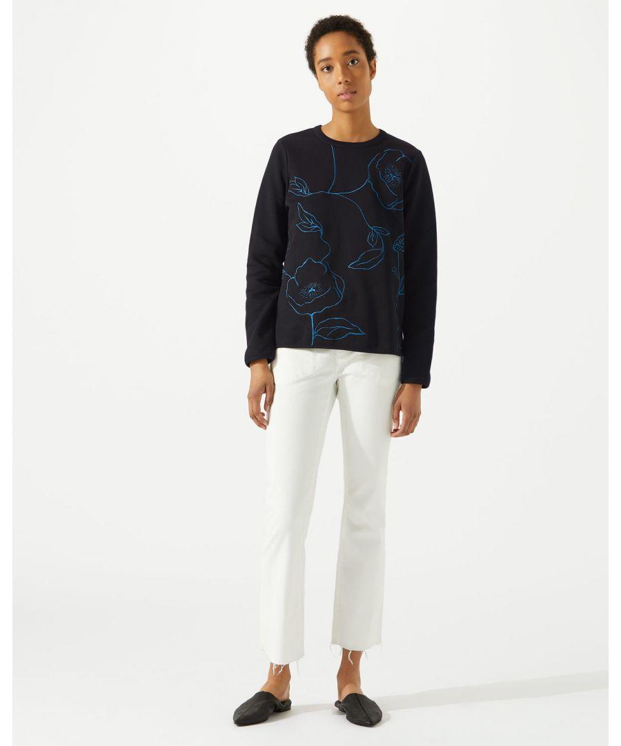Image for Embroidered Sweatshirt