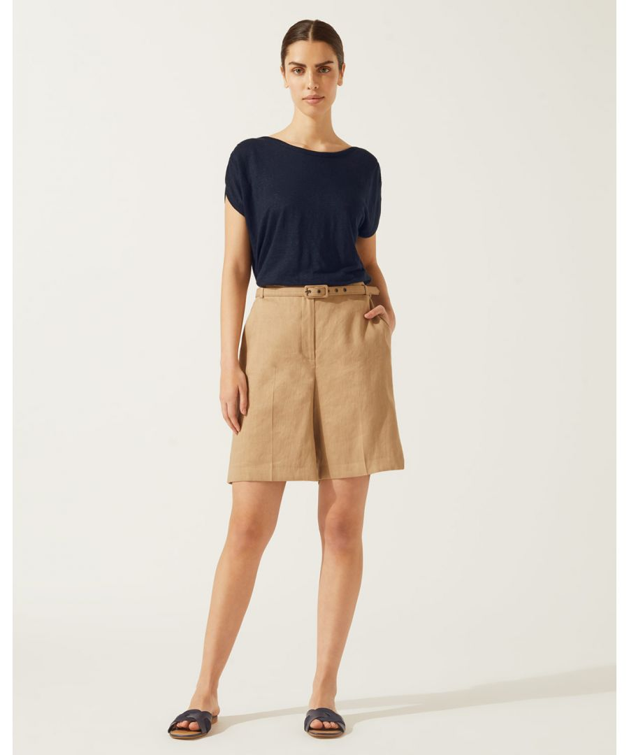 Image for Linen Bound Edge Top