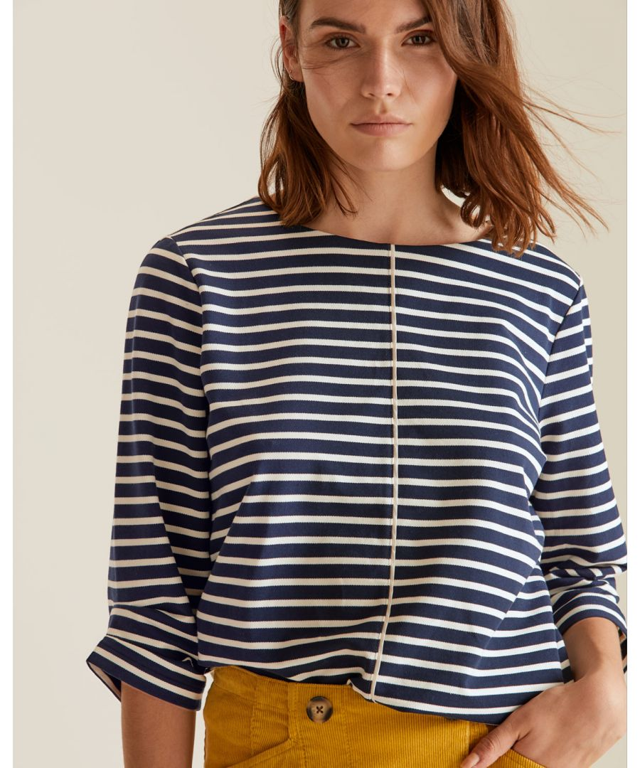 Image for Breton Stripe Top
