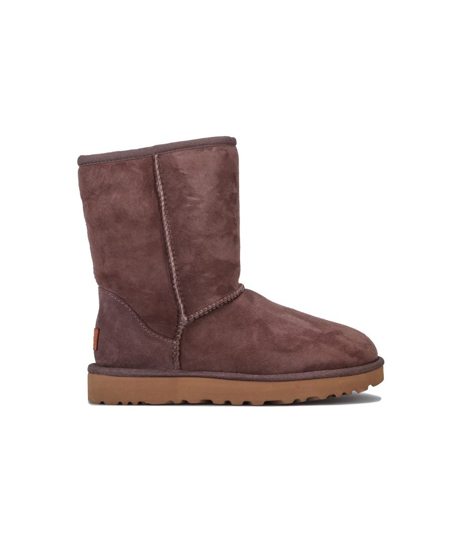 Image for Women's Ugg Australia Classic Short II Boots in Brown