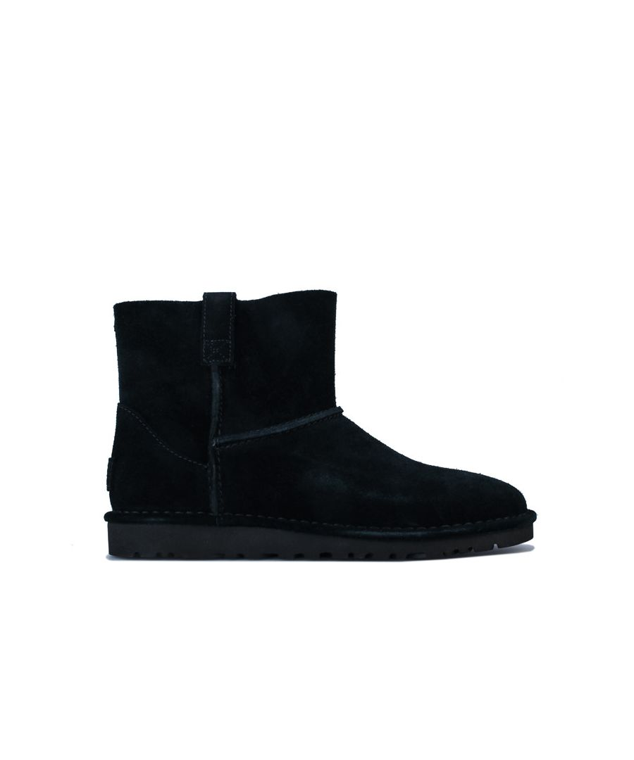 Image for Women's Ugg Australia Unlined Mini Boots in Black