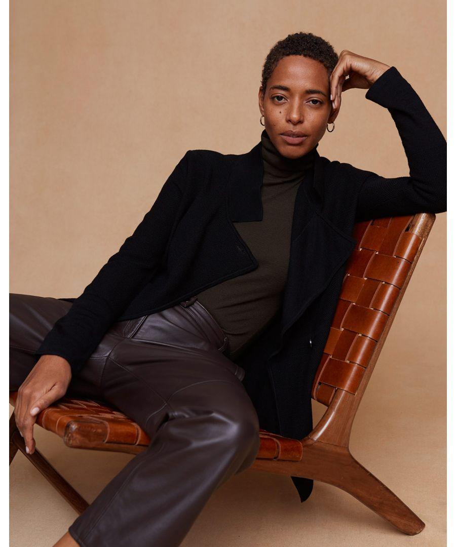 Image for Milano Knit Long Jacket