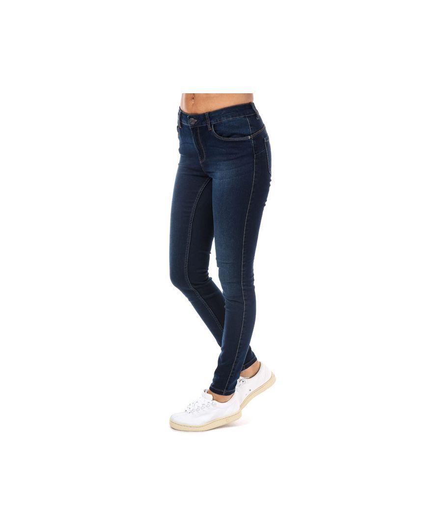 Image for Women's Vero Moda Seven Shape Up Skinny Jeans in Denim