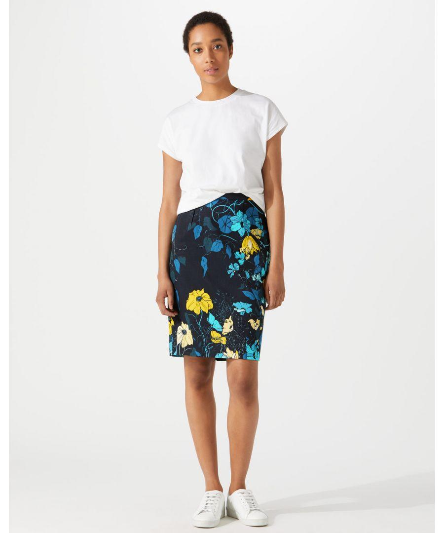 Image for Botanical Trail Pencil Skirt