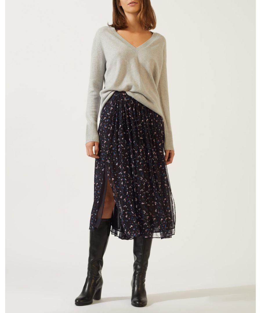 Image for Mini Blossom Gathered Skirt