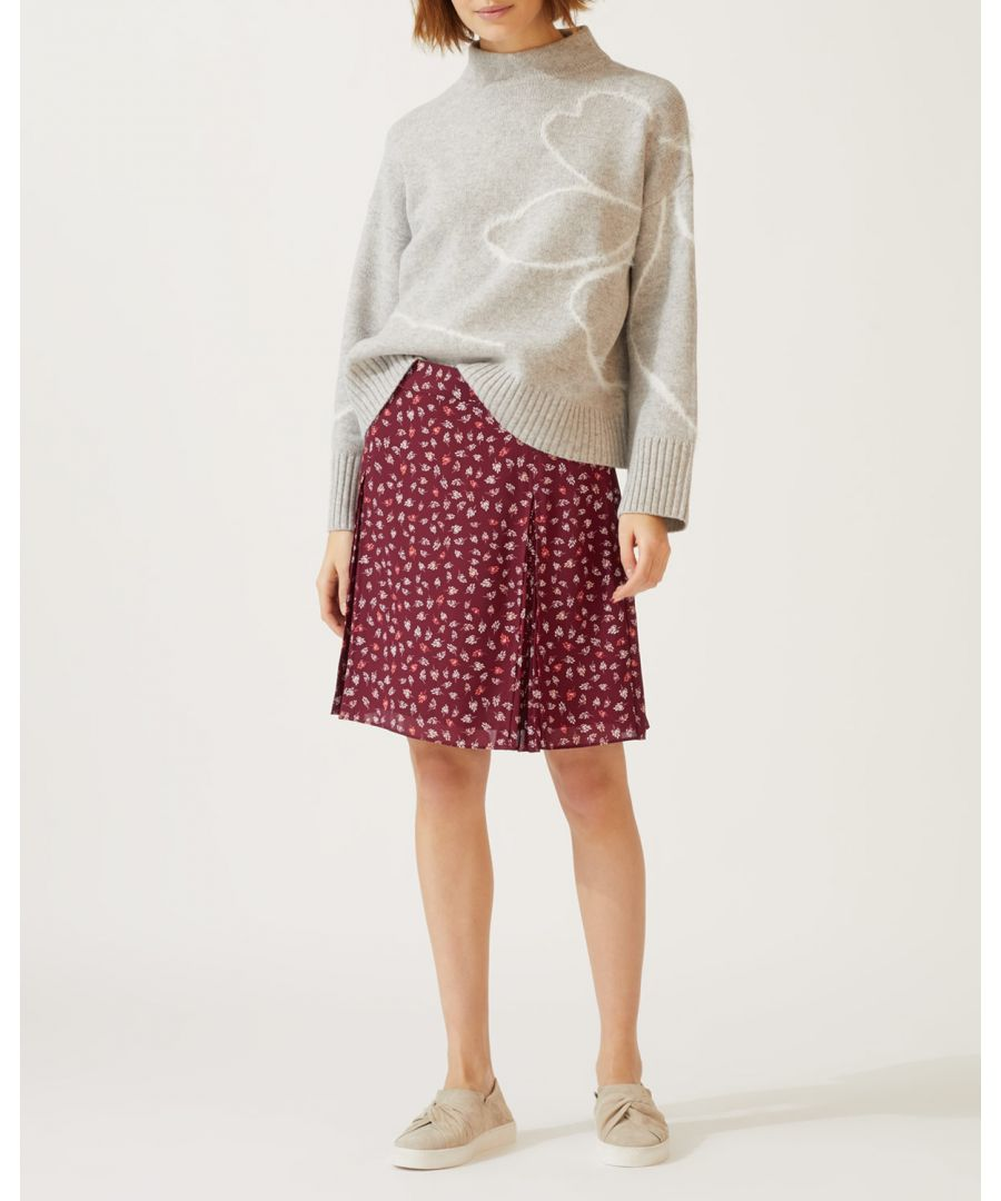 Image for Whimsical Leaves Flippy Skirt