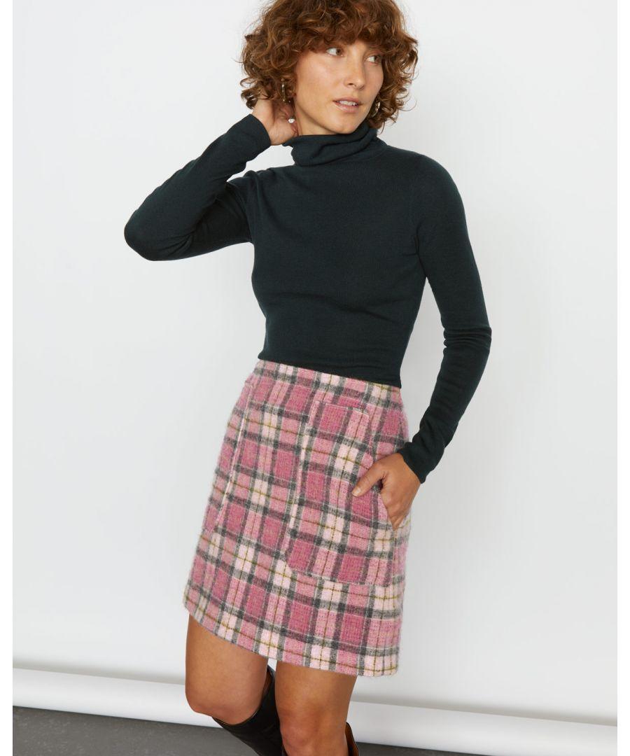 Image for Tartan Pocket Mini Skirt