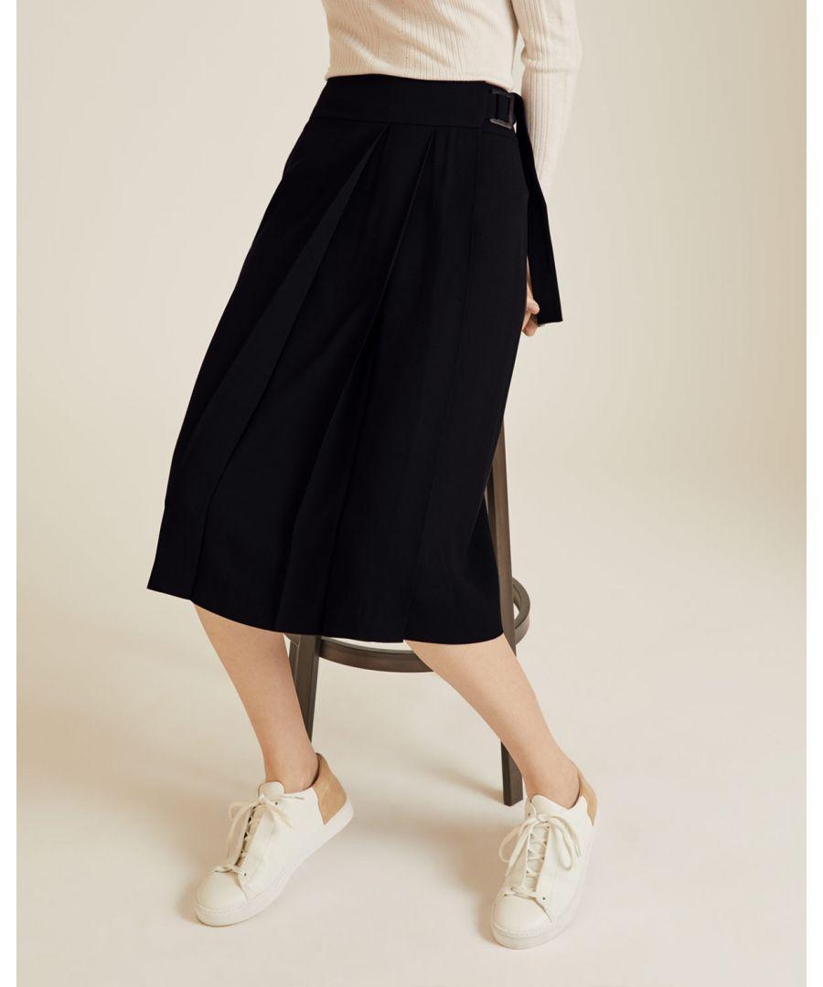 Image for Modern Kilt Skirt