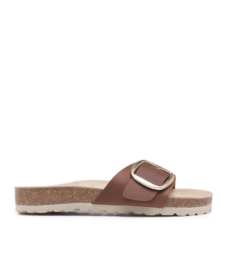 Image for Bio Sandals Woman Brown Sandals Maria Barcelo