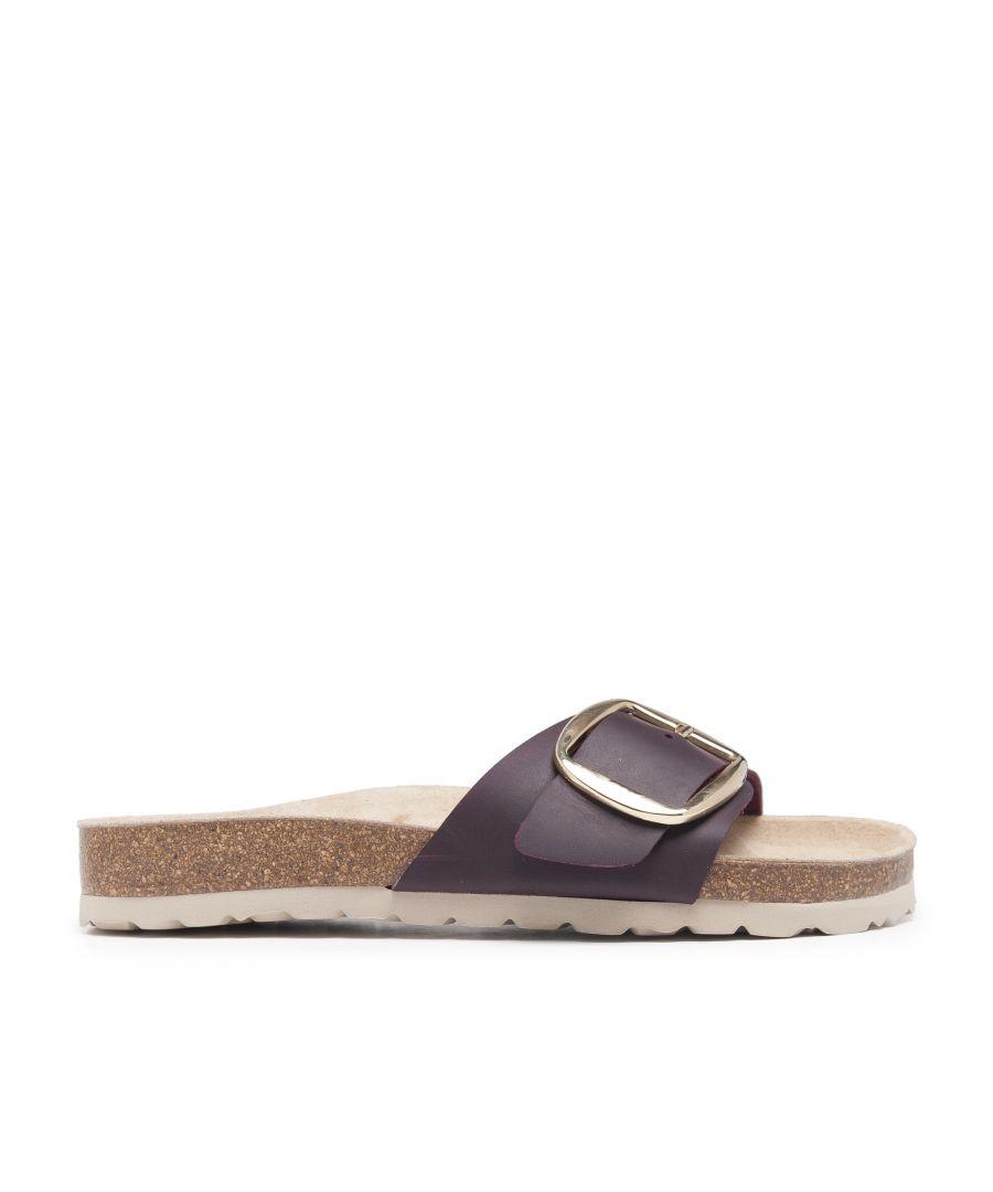 Image for Bio Sandals Women's Sandals Bordeaux Maria Barcelo