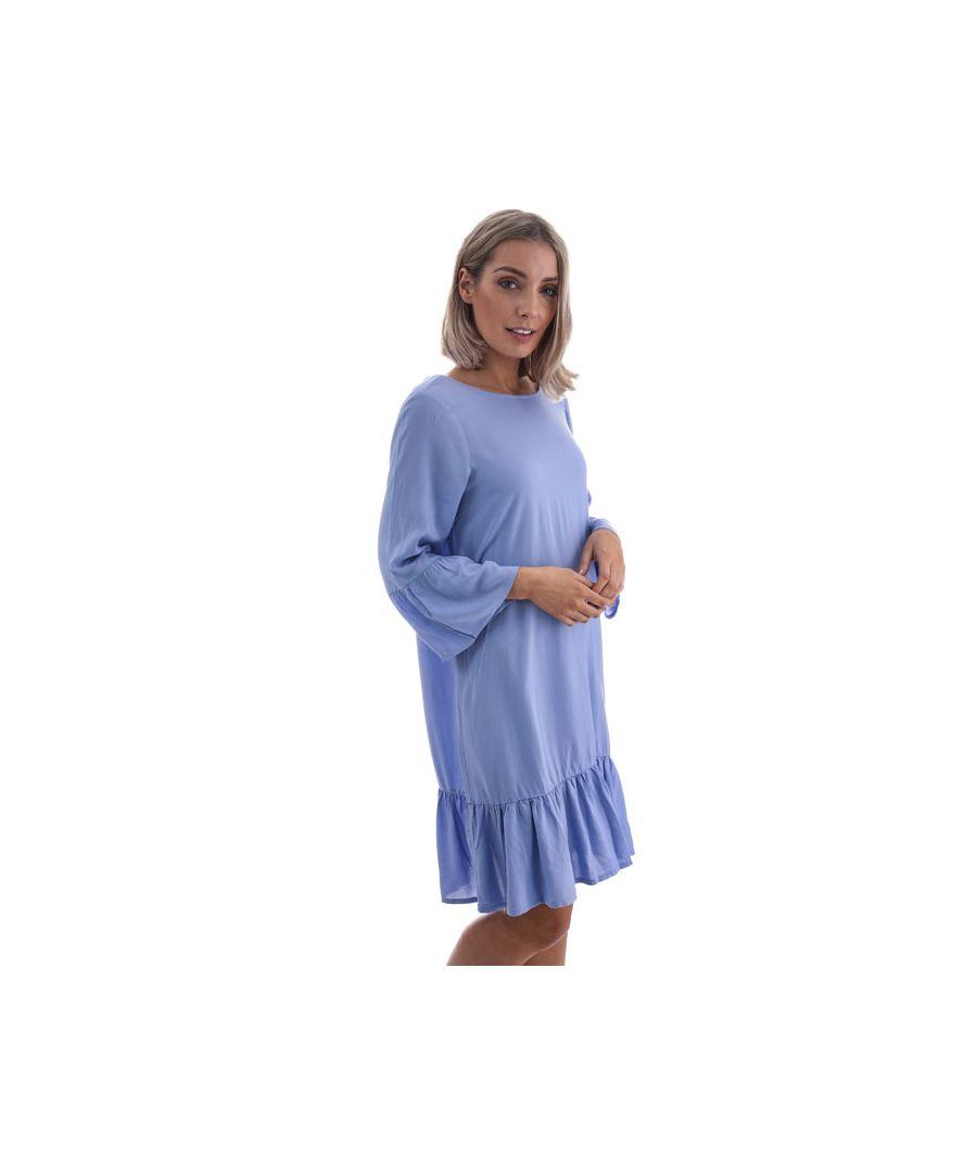 Image for Women's Vero Moda Nebella Dress in Light Blue