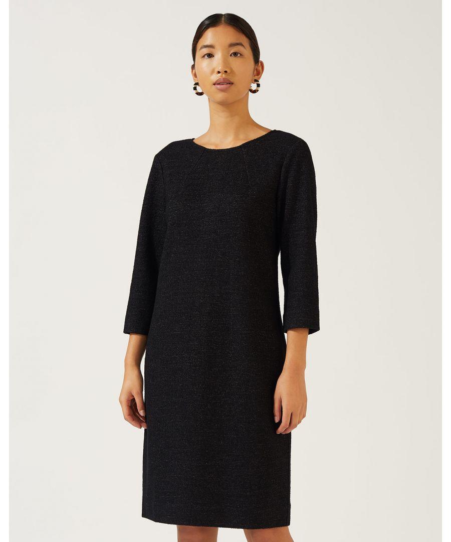 Image for Speckled Knit Dress