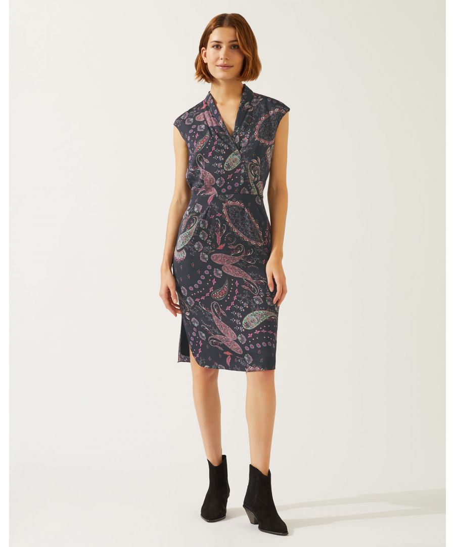 Image for Paisley Tulip Dress