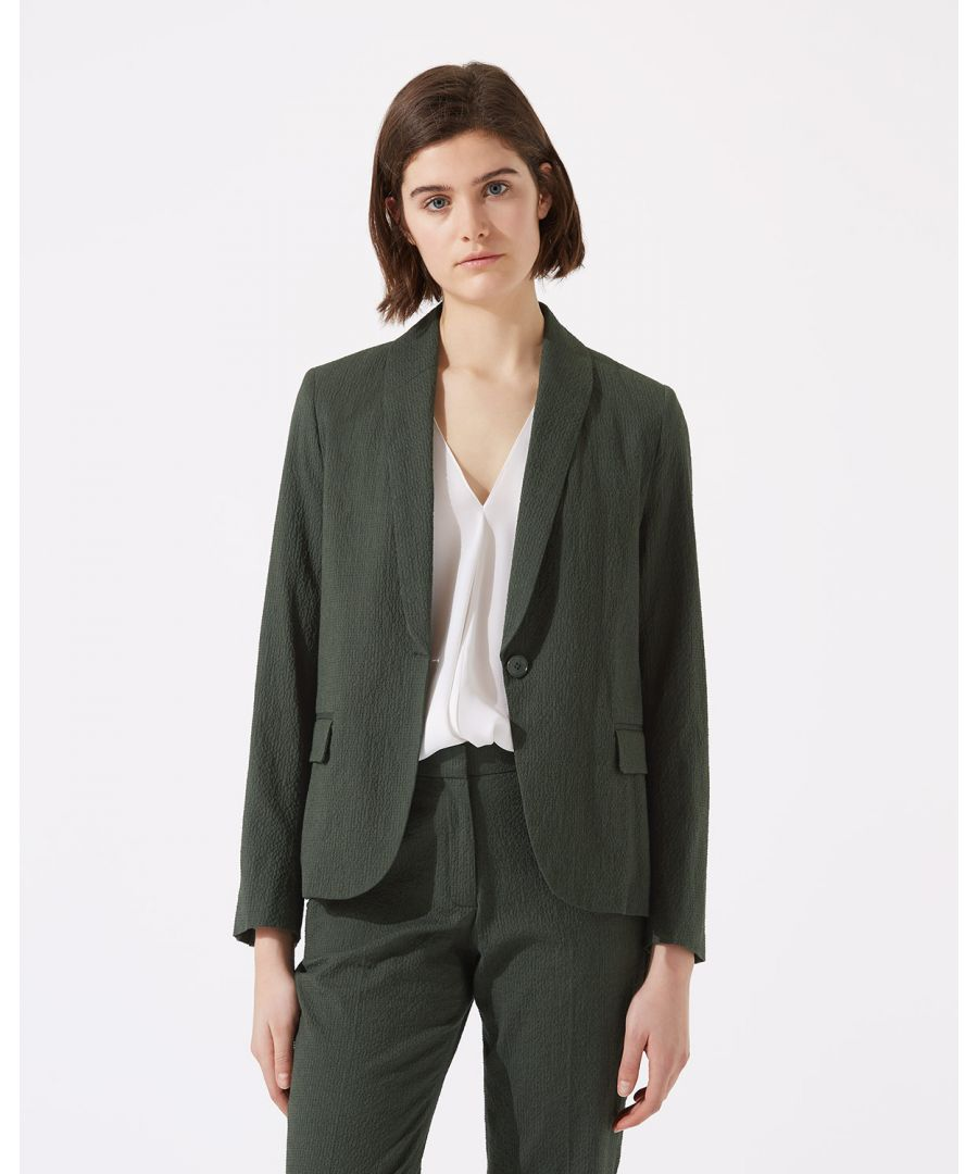Image for Seersucker Portofino Jacket
