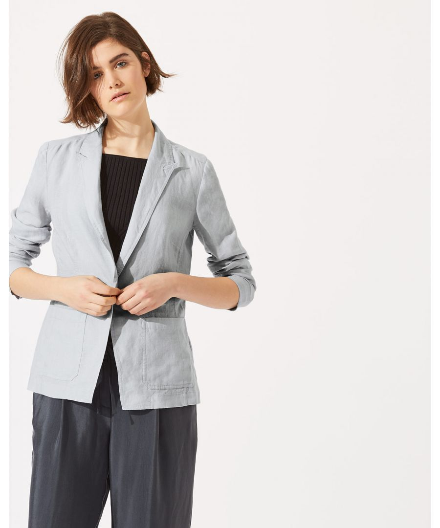 Image for Louisiana Linen Jacket